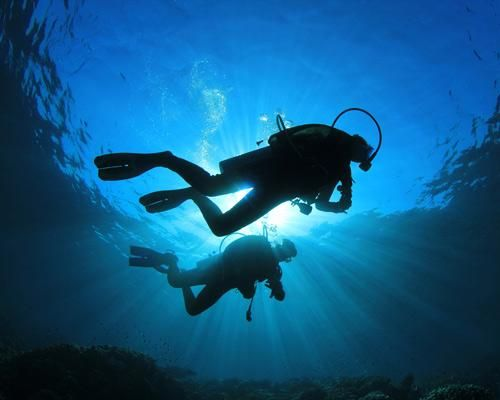 7 top #American #scuba #diving destinations.
