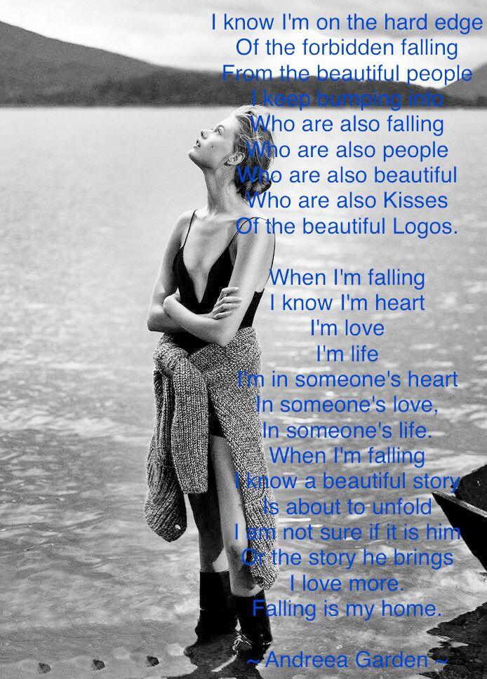 """Falling"" poem"