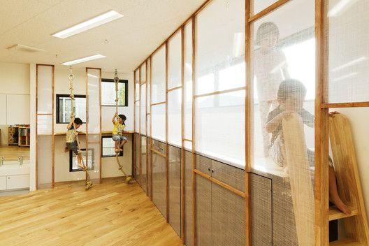 Jardim de Infância e Creche KM,© Ryuji Inoue / Studio Bauhaus