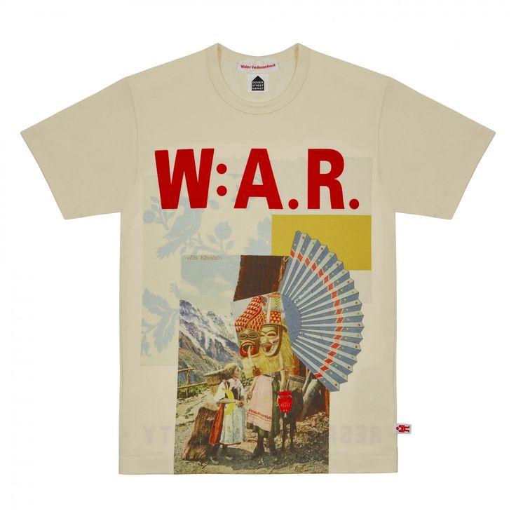 Comme des Garcons x Walter van Beirendonck T-Shirt (OS-T103)