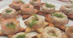 Fanfantastique World: rillettes de thon et de saumon fumé