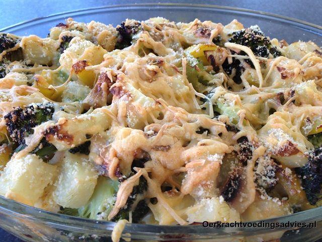 Broccoli en knolselderij schotel | Oerkracht - Paleo, Puur & meer
