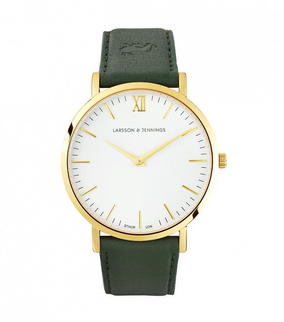 Lader Watch Larsson & Jennings in Racing Green