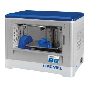 Dremel, Idea Builder 3D Printer, 3D20-01 at The Home Depot - Mobile