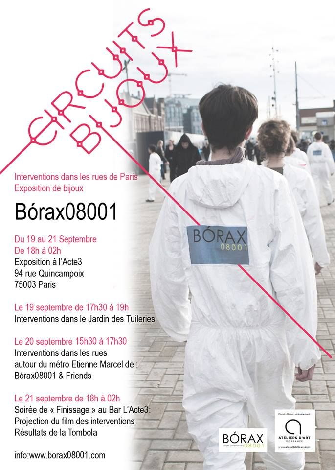 BORAX08001 à Paris!!!!!