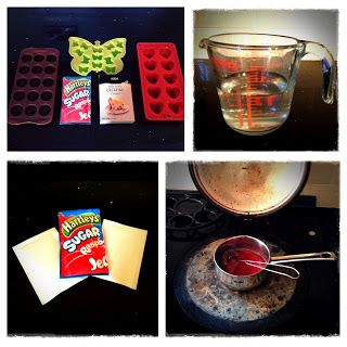 how to make jelly sweets like haribo