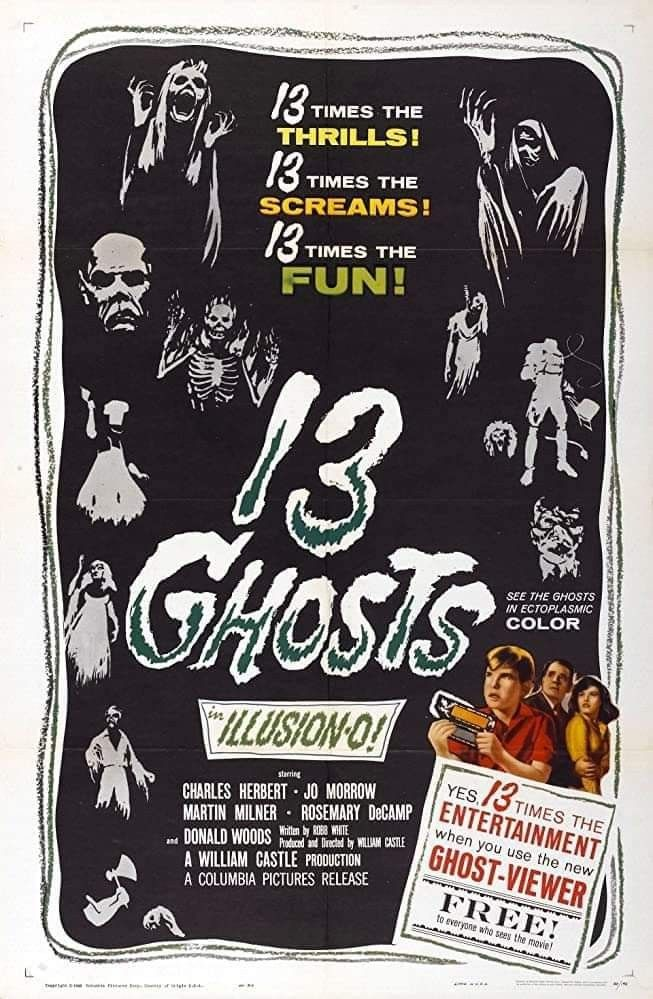 Pin By Jim Seaver On Mrs Voorhees Ghost Movies Castle Movie Horror