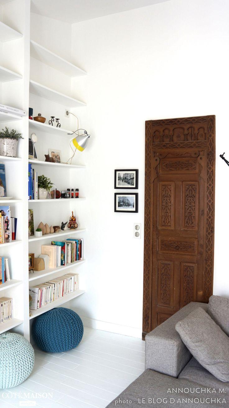 Les 198 meilleures images du tableau biblioth que sur - Deco maison appartement en duplex widawscy ...