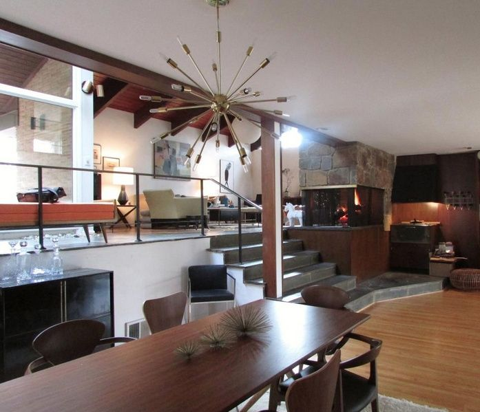Best 25 tri level remodel ideas on pinterest for Quad level home remodel