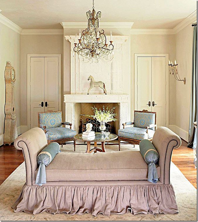 191 best Family Living Room - French country images on Pinterest - french style living room