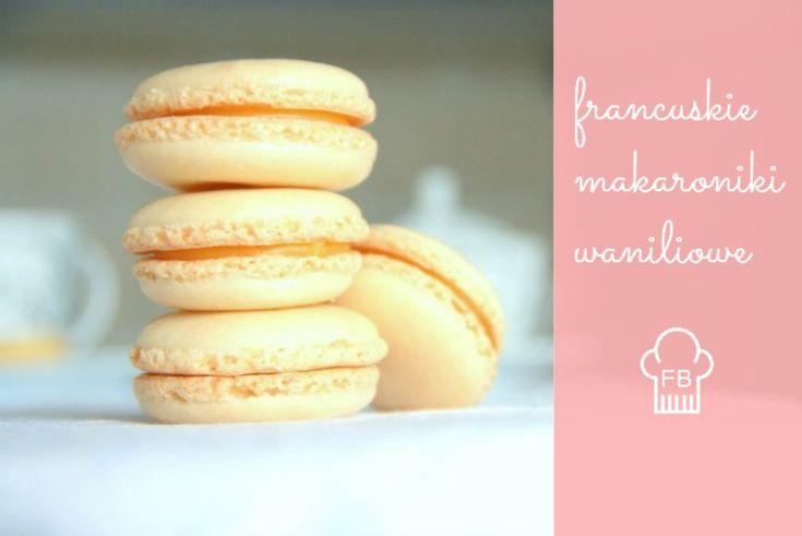 Francuskie #makaroniki, #macarons #macaroons