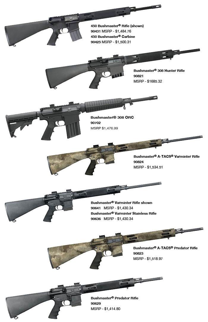 Bushmaster - Hunting Rifles