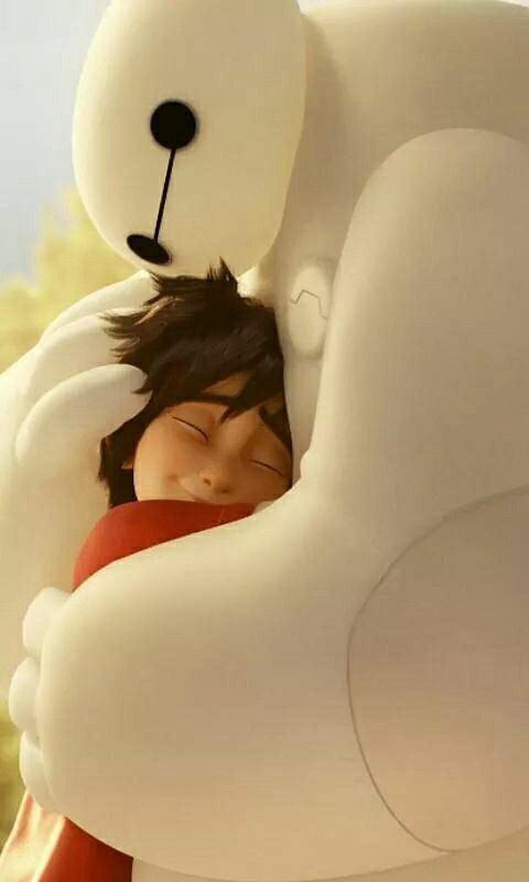 Hiro and Baymax