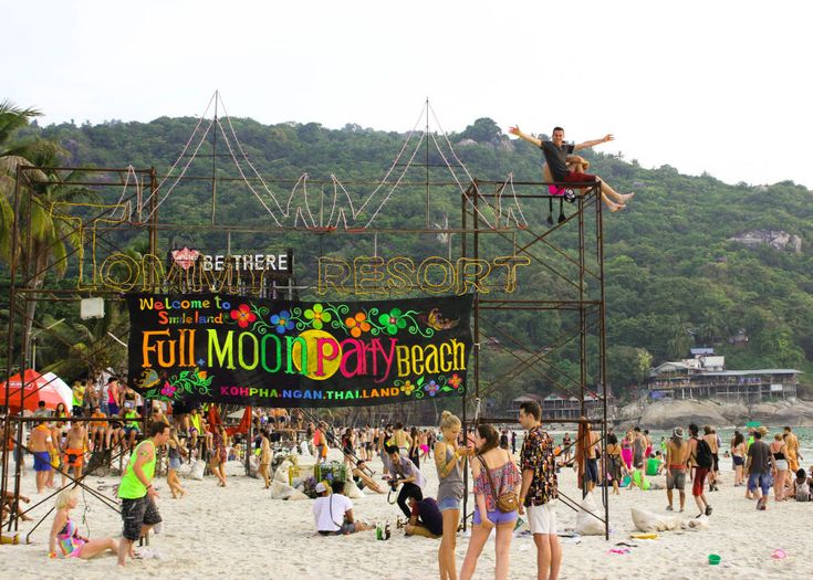 Heading to the Koh Phangan Full Moon Party first the fist time? Check out my Full Moon Survival Guide to one of the biggest beach parties on earth.