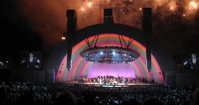 Here's the Hollywood Bowl's Complete Summer Concert Schedule for 2015