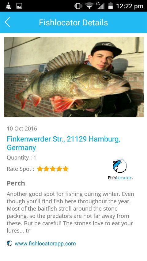 Hamburg Purch DE Fishlocator app