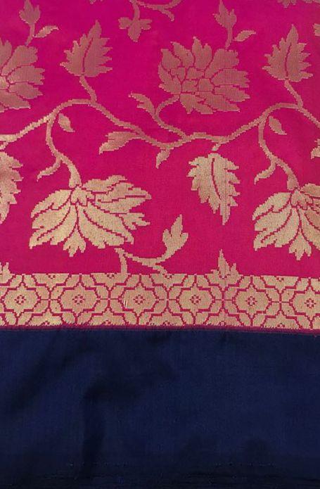 000870f3d4 Buy Pink Handloom Banarasi Pure Katan Silk Saree in 2019 | Banarasi ...
