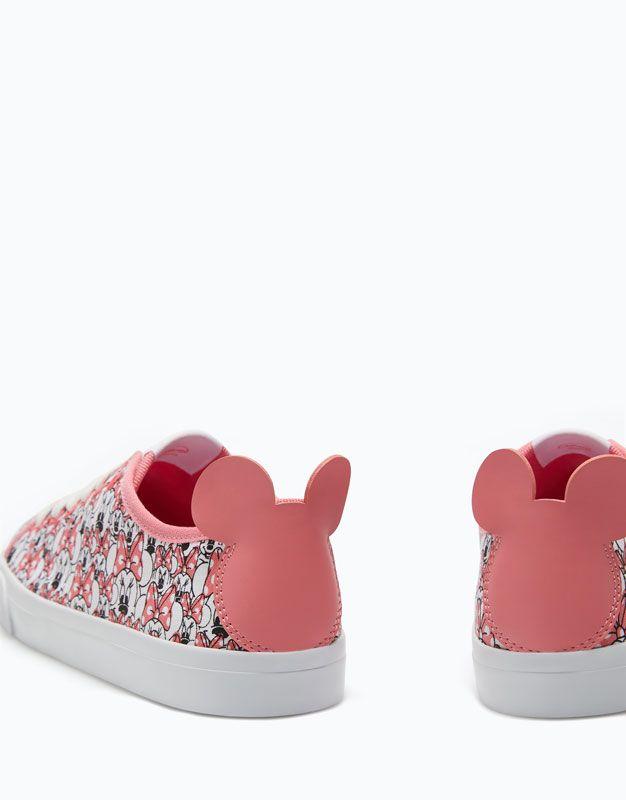 401a03b1e4 Кеды «минни» с деталью на заднике en 2019   Kids   Calzado niños,  Zapatillas de niñas y Zapatos para niñas