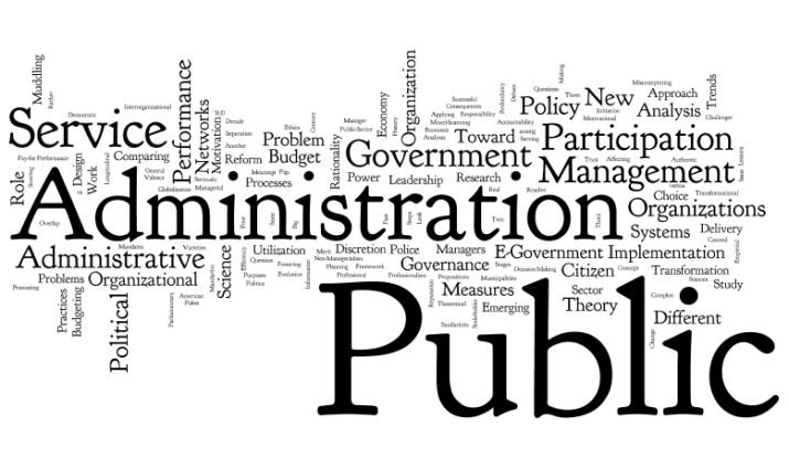Public Administration personal interest project topics