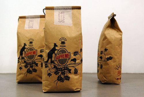 coffee packagingCoffee Lovers, Coffee Shops, Brand Coffee, Coffee Pt, Supreme Coffee, Coffee Packaging, Coffeee Teas Packaging, Coffee Bags, Coffee Brand