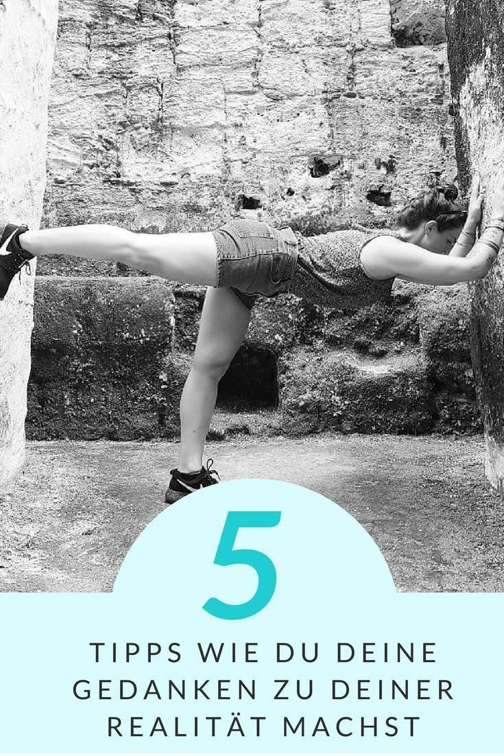 5 Tipps um dein Leben zu verändern - Ich will frei sein