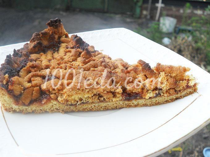 Венское печенье или домашний пирог с вареньем: рецепт с пошаговым фото