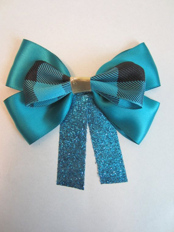 Merida Hair Bow Brave Disney Inspired. $8.50, via Etsy.