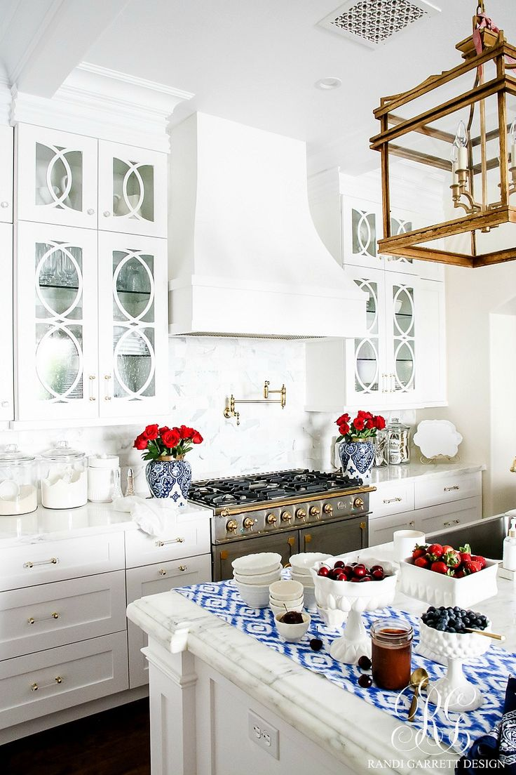 Patriotic kitchen - 1460 Best Cocina Kitchen Images On Pinterest Kitchen Ideas Home Decor And Homes