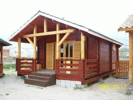 Fabricamos casas de madera para toda espa a informaci n y - Casas de madera espana ...
