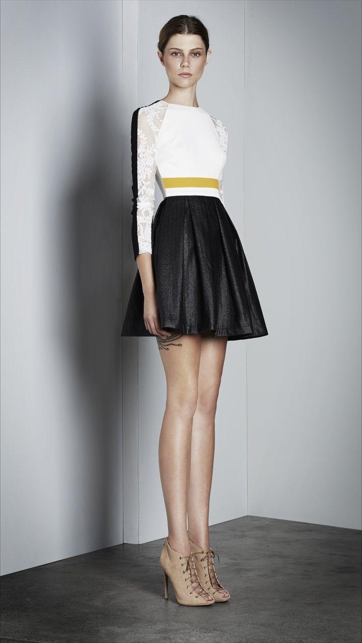 Alex Perry Dress: Jean