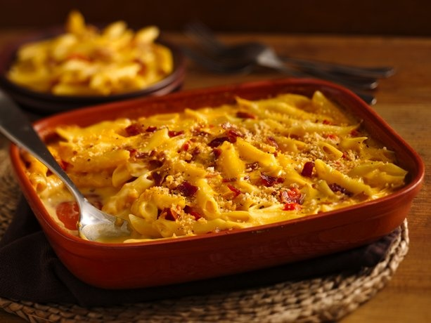 how to make mac and cheese with american cheese slices