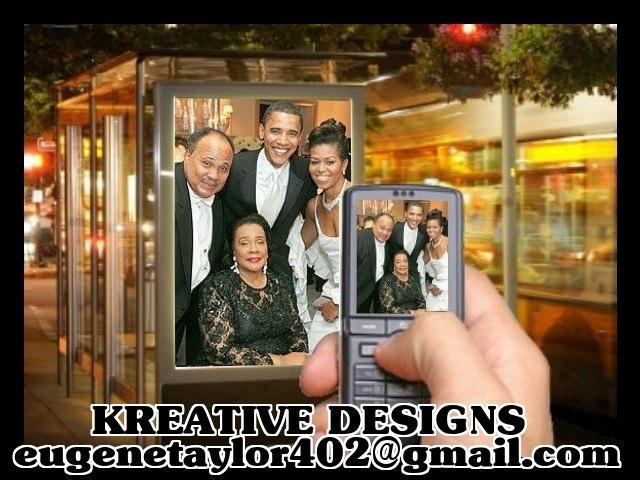 LET ME PUT YOU IN THE PICTUREOprah Legends, Eugene Taylors, Barack 2012, Legends Ball