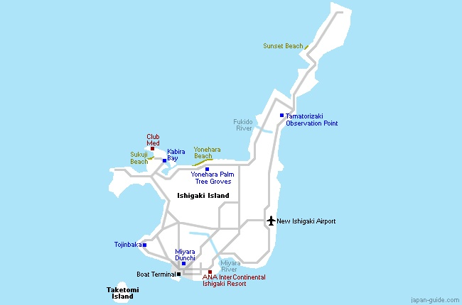 Okinawa Travel Guide: Ishigaki Island