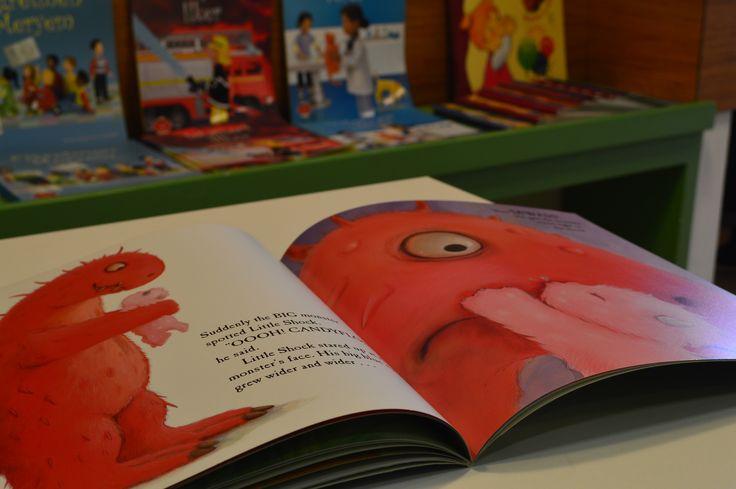 Kids Nook Reads: Yuck! That's Not a Monster!