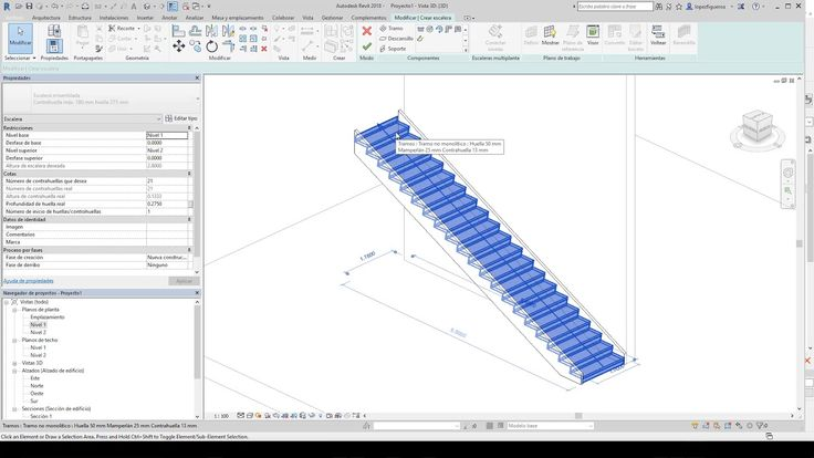 REVIT VS ARCHICAD Comparison Stair Workflow