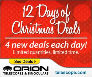 Final Week - Orion's 12 Days of Christmas Deals!