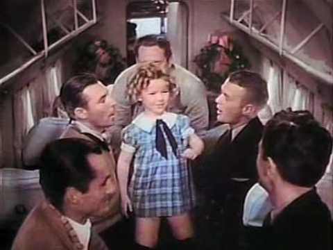 Shirley Temple - On The Good Ship Lollipop   ok. this wasn't hip, but when we were little we sang it.