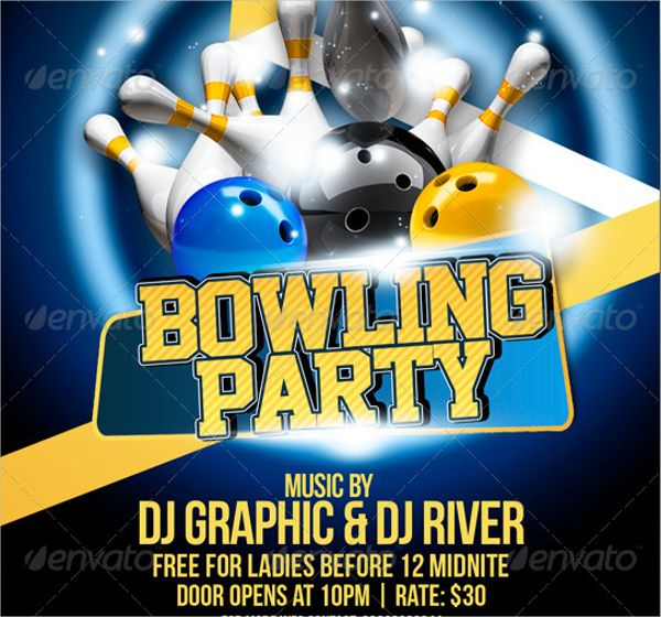 7 best Great Flyer Design images on Pinterest Flyer design - bowling flyer template