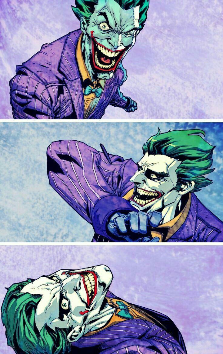 https://i.pinimg.com/736x/4e/90/c6/4e90c6f2d0ca7e9c9b328aa6bb62e467--le-joker-joker-art.jpg Comic Joker Painting