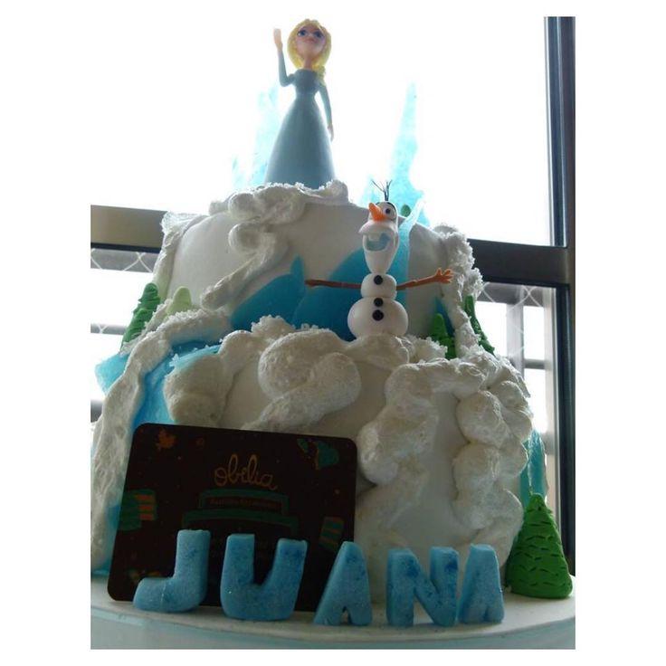 #obelia #cake #torta #pastel #birthday #cumpleaños #sweet #instacake #pasteleria #laplata #mesadulce #diseñodulce #festejo #sweetdesign #hada #fairy #butterfly #cupcake #cookies #souveniers #popcorn #pochoclos #candybar #celebración #frozen #hielo #juana #disney #elsa #libresoy
