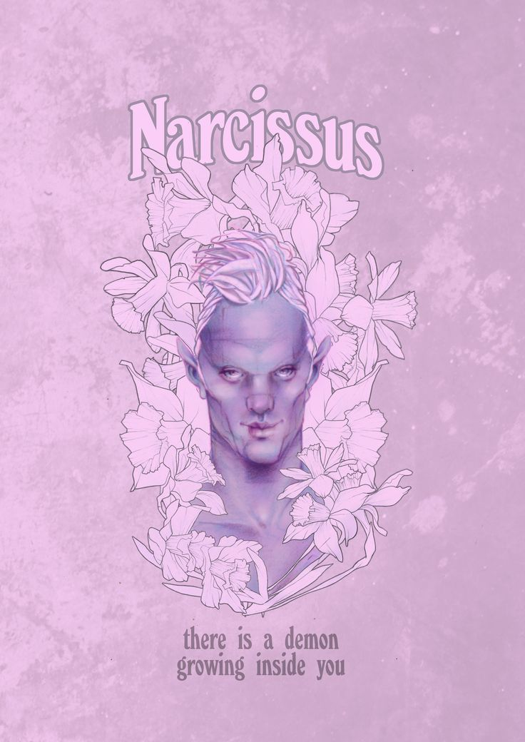 "A more phychoanalytic approach to the ancient greek myth of Narcissus, inspired by ""the picture of Dorian Gray"" and the fin du siecle art nouveau movement."