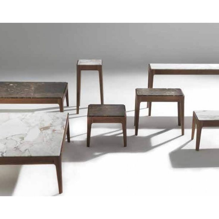 Side tables tables and furniture on pinterest for Porada arredi srl