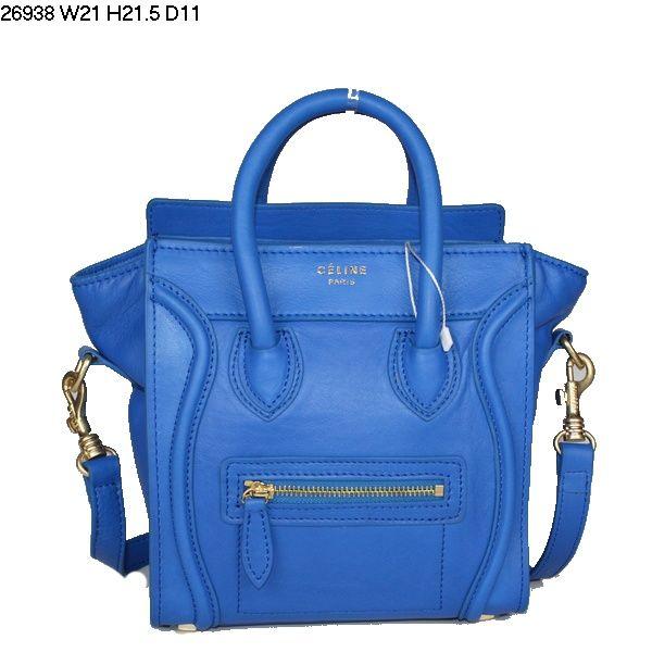 113 best Blue Handbags images on Pinterest | Blue fashion, Blue ...