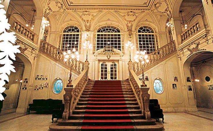 Opera House in Cluj-Napoca, Romania