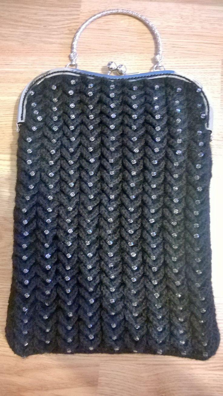 crocodile stitch bag