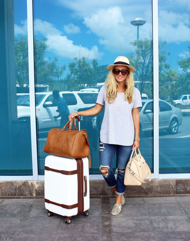 Summer Carry On Only Wardrobe For Spain: Best 25+ Summer Airplane Outfit Ideas On Pinterest