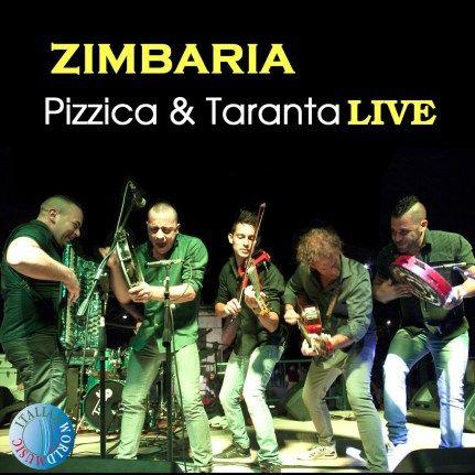"""""""PIZZICA  TARANTA Live"""" - ZIMBARIA #Album 2014: #TARANTA #Pizzica #worldmusic #music from #salento, #italy available on iTunes and Spotify"""