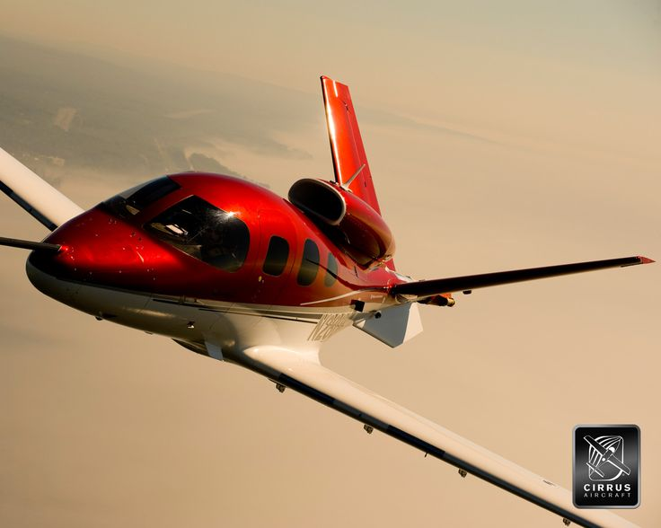 cirrus vision...now this is a private jet i would like to own