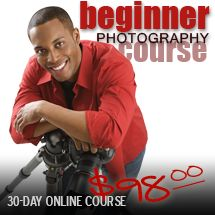 On line course I want to take when there are more hours in the day~beginner-photography-online-course-ad