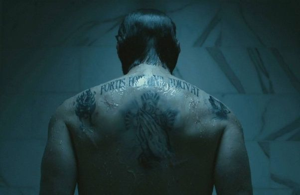 What do John Wick's tattoos mean? - Quora